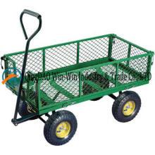 Roda de caminhão de mão de carrinho de jardim Tc3280