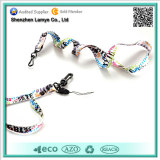 Eco Friendly Azo Free Advertisement Lanyard