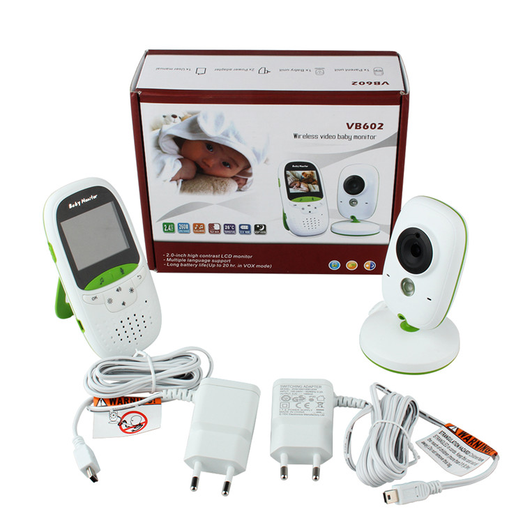 Infant Monitoring Nanny