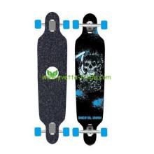 Custom Maple Longboard with Good Sales (YV-41975)