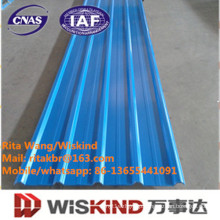 PE Color Coated Corrugated Roofing Sheet