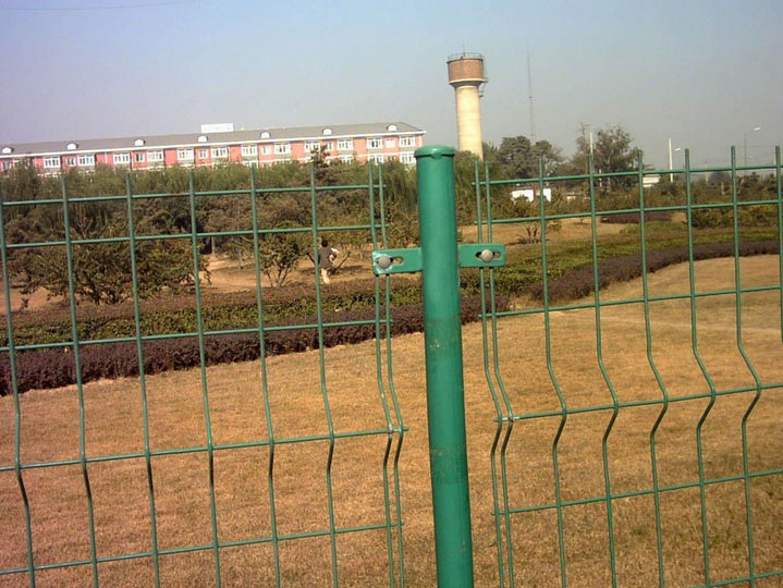 Bilateral Protection Fence