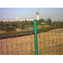 Двусторонний защитный забор