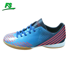 new arrival name brand futsal shoes for man