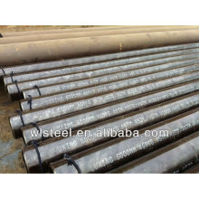 ASTM A106/A53 GRB carbon seamless used drill pipe