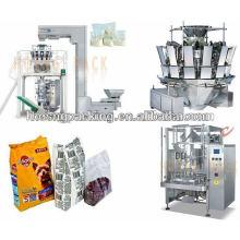 Feliz máquina de embalaje de frutos secos
