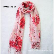 2014 printing scarf