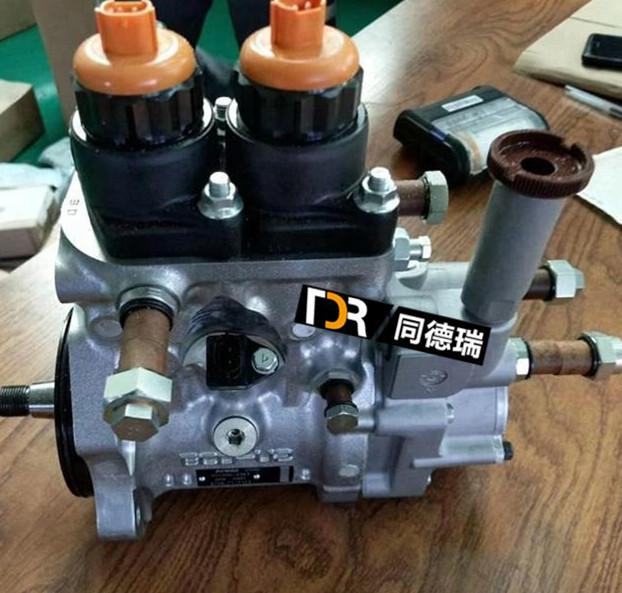Fuel Pump 6156-71-1112