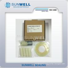 Flange Insulation Gasket Kits of ASME Flanges (SUNWELL)
