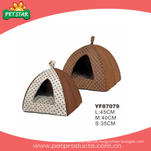 Indoor Dog House Bed, Pet Beds for Small Dogs (YF87079)