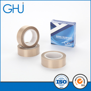 PTFE Adhesive Tapes with Silicon