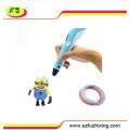 Por atacado barato 3D plástico ABS PLA Print impressão Drowing Pen Tool
