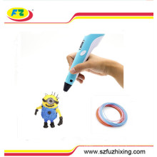 Wholesale Cheap 3D Plastic ABS PLA Print Printing Drowing Pen Tool