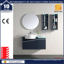 Hot Selling European Style Wall Mounted Bathroom Vanity for Hotel