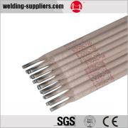 Électrode de soudage d'acier inoxydable