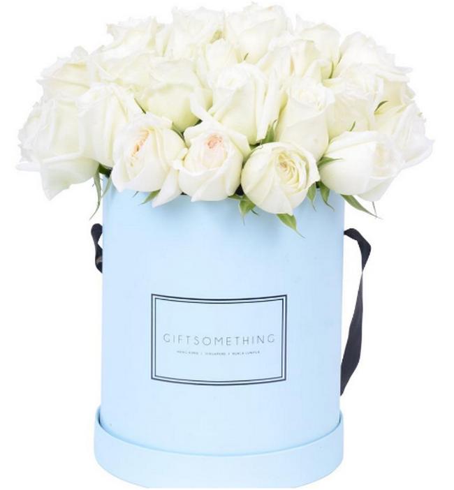 Round Flower Box