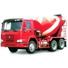 Caminhão do misturador de Sinotruk HOWO 6x4 9m3