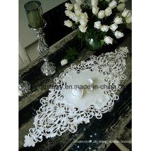 Weißer Tischläufer St1769