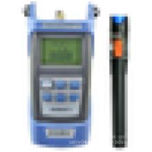 FPM-350 Handheld Optical Fiber Power Meter Calibrated 850, 1300,1310,1490,1550,1625nm