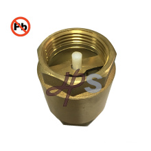Low lead Brass Spring Check Valve for USA market