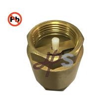 Válvula de retenção baixa da mola de bronze da ligação para o mercado dos EUA