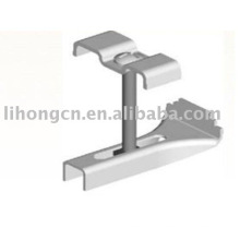 grating clips, grating clamp, grid clip, saddle clip, steel clip