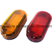 Lámpara LED de identificación de marcadores laterales