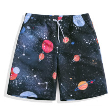 Wholesale Men Printed Shorts Swim Summer Beach Shorts