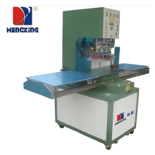 8KW slide table high frequency plastic welding machine