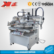 Manual screen printer for PVC, Paperboard,flyers Top quality Horizontal silk screen printing machine