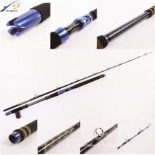 240cm chine gros bâton moche canne à pêche popping tiges