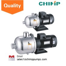 Pompe à eau centrifuge multi-étages horizontale pour acide faible / base faible