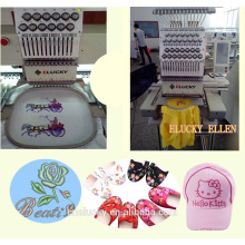 2015 HOT STYLE domestic single head embroidery machine for commercial /shop / home use