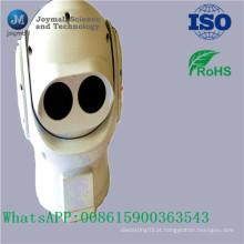 Security CCTV câmera parte do robô parte de alumínio
