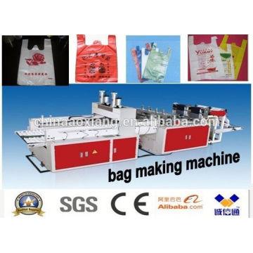 Automatic solid non woven bag making machi
