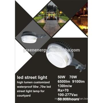 2017 neue 120 V 70 watt 130LM / W photozelle outdoor LED BARN LIGHT