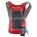 Outdoor multi-functional solar backpack namafudzi