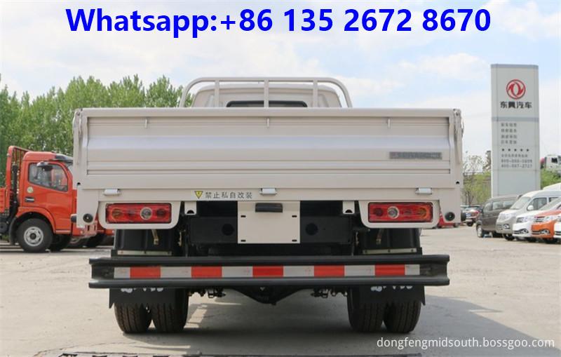 3 Tons Diesel Cargo Truck4