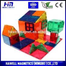 Brinquedos de conexão magnética