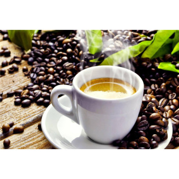Black Coffee with Ganoderma Lucidum Extract