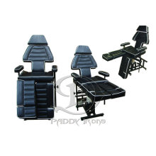 Professional Multi-functional Tattoo Chair Adjustable Tattoo Furniture