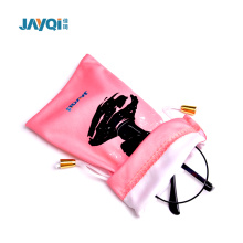 210GSM Microfiber Gift Drawstring Pouch