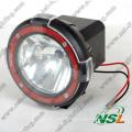 "H3 HID Offroad Light 9 ""Xenon Tube Spot Light 4X4 Driving 4 SUV Spot / Flood Beam Work Light"