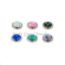 Gemischte Opal Skin Diver Top Custom Made Dermal Anchor