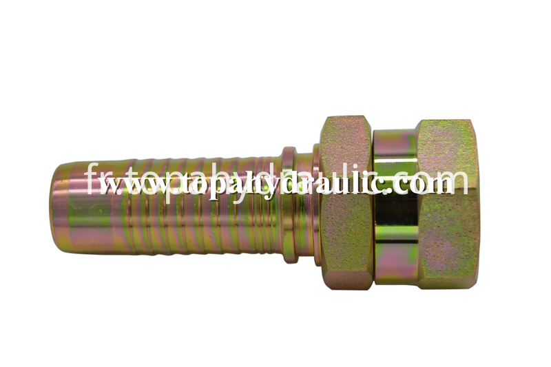 discount Claw Coupling quick connect hydraulic fittings