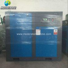18.5kw air screw compressors 25HP PM motor kompressor