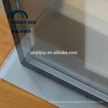 Low-e Anti-UV 8 novo vidro laminado