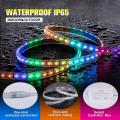 16.4ft RGB Color-changing Flexible LED Strip Lights