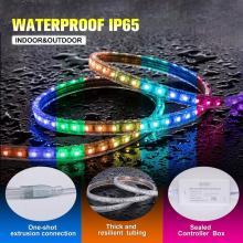 RGB 5050 LED-Lichtstreifen mit Farbwechsel