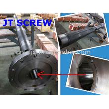 piezas de maquinaria de plástico y caucho de cilindro de ventilación